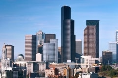 Downtown Seattle Skyscrapers