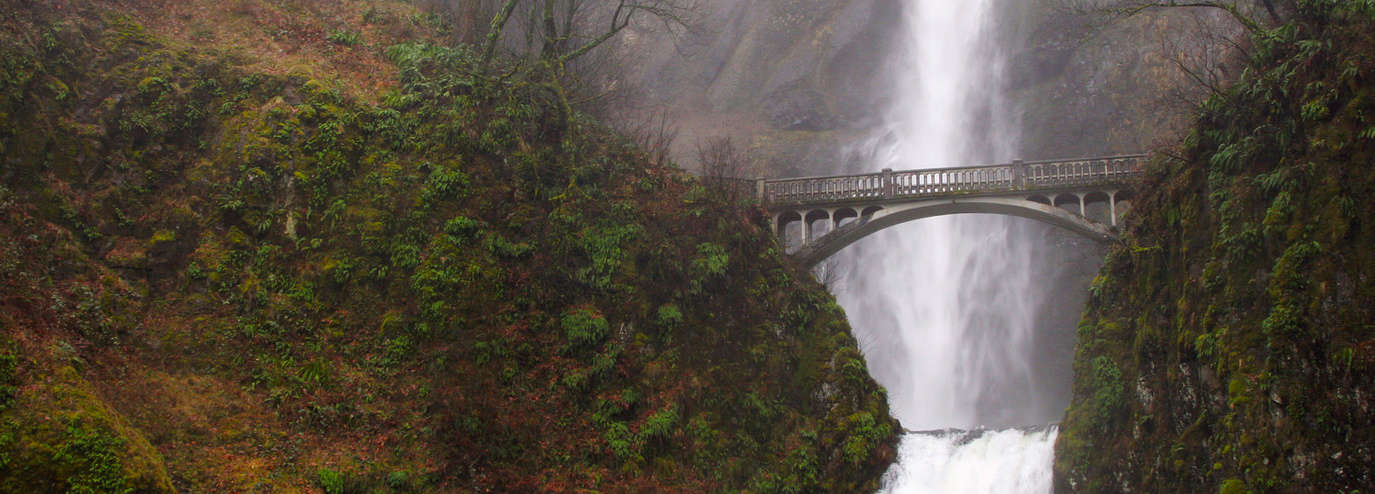 Multnomah Falls Photography