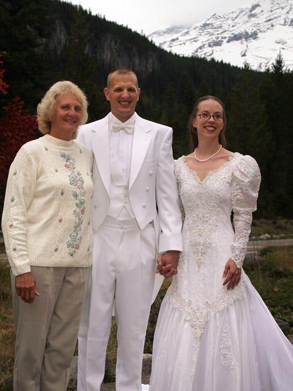 Wedding Photography at Mt. Rainier National Park