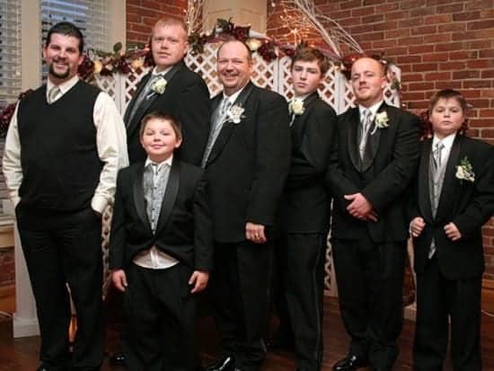 Wedding Photography in Chehalis, Washington