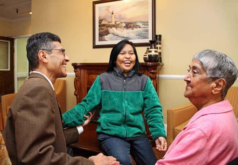 retirement community photo