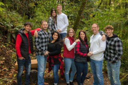 Family Photo Shoot in Bonney Lake